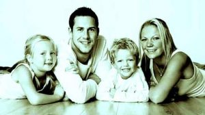 Louise Anstead with her Ex-Husband, Ant Anstead & Children