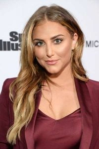 Cassie Scerbo at Sports Illustrated 2017 Fashionable 50 Celebration at Avenue on July 18, 2017 in Los Angeles, California.