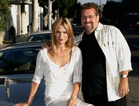Gary Scott Thompson and actress Molly Sims