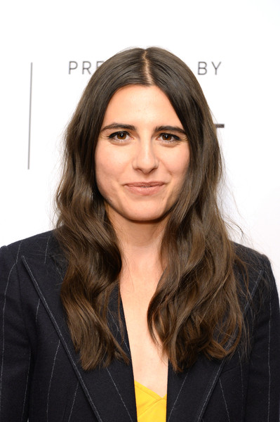 Marianne Rendon arrived at Mapplethorpe - Tribeca Film Festival.