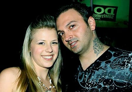 Shaun Holguin and his former spouse Jodie Sweetin