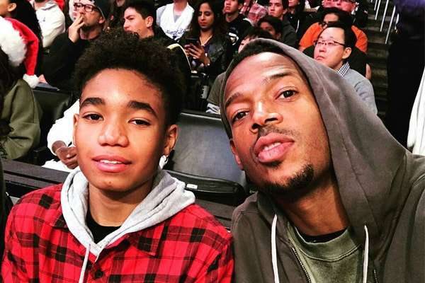 Celebrity Son