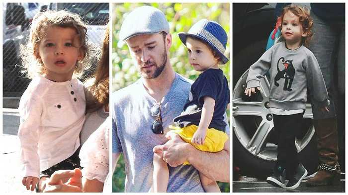 Do you know Justin Timberlake's Son Silas Randall?