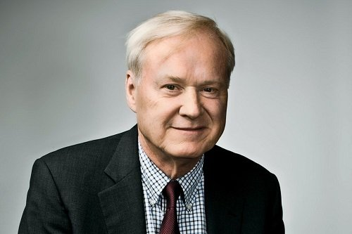 Chris Matthews Bio, Age, Height, Net Worth & Married