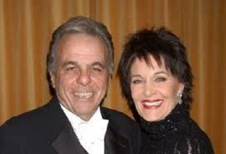 Linda Dano with her husband Frank Attardi, Whosdatedwho