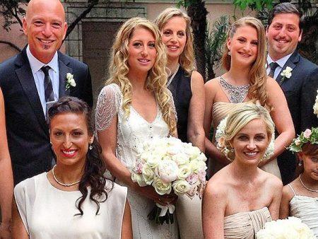 Daughter of Howie Mandel, Jackie Mandel weds DJ Alex Schultz aka Lex Larson in 2013