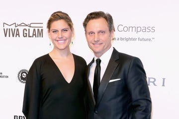 Tony Goldwyn and his wife Jane Michelle Musky