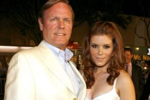Timothy with his daughter Kate