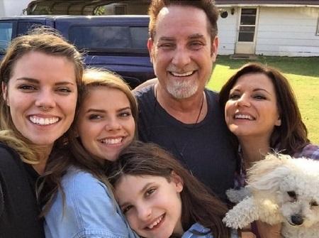 Martina McBride and her family