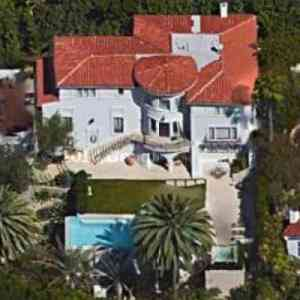 Michelle Stafford house located in Glendale, California.