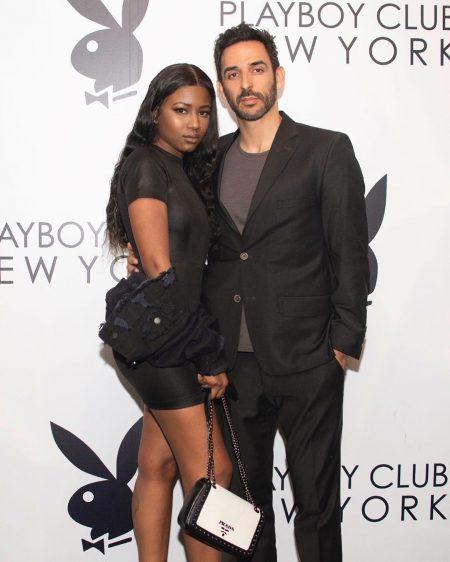 Amir Arison and his girlfriend Ornella Suad