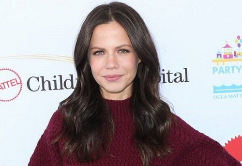 Tammin Sursok Age, Net Worth, Married, Husband, Children & Bio