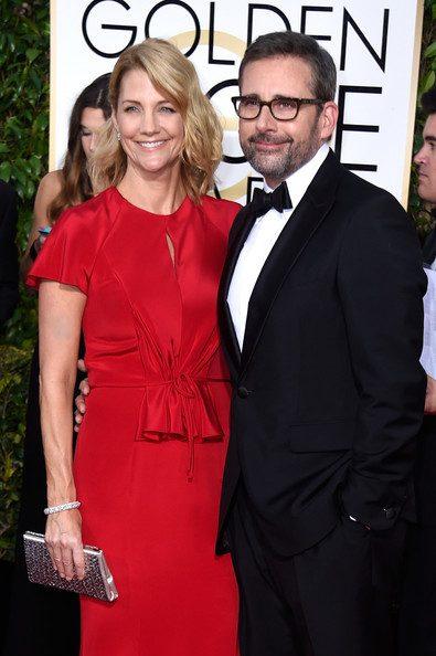 Nancy Carell and her husband Steve Carell