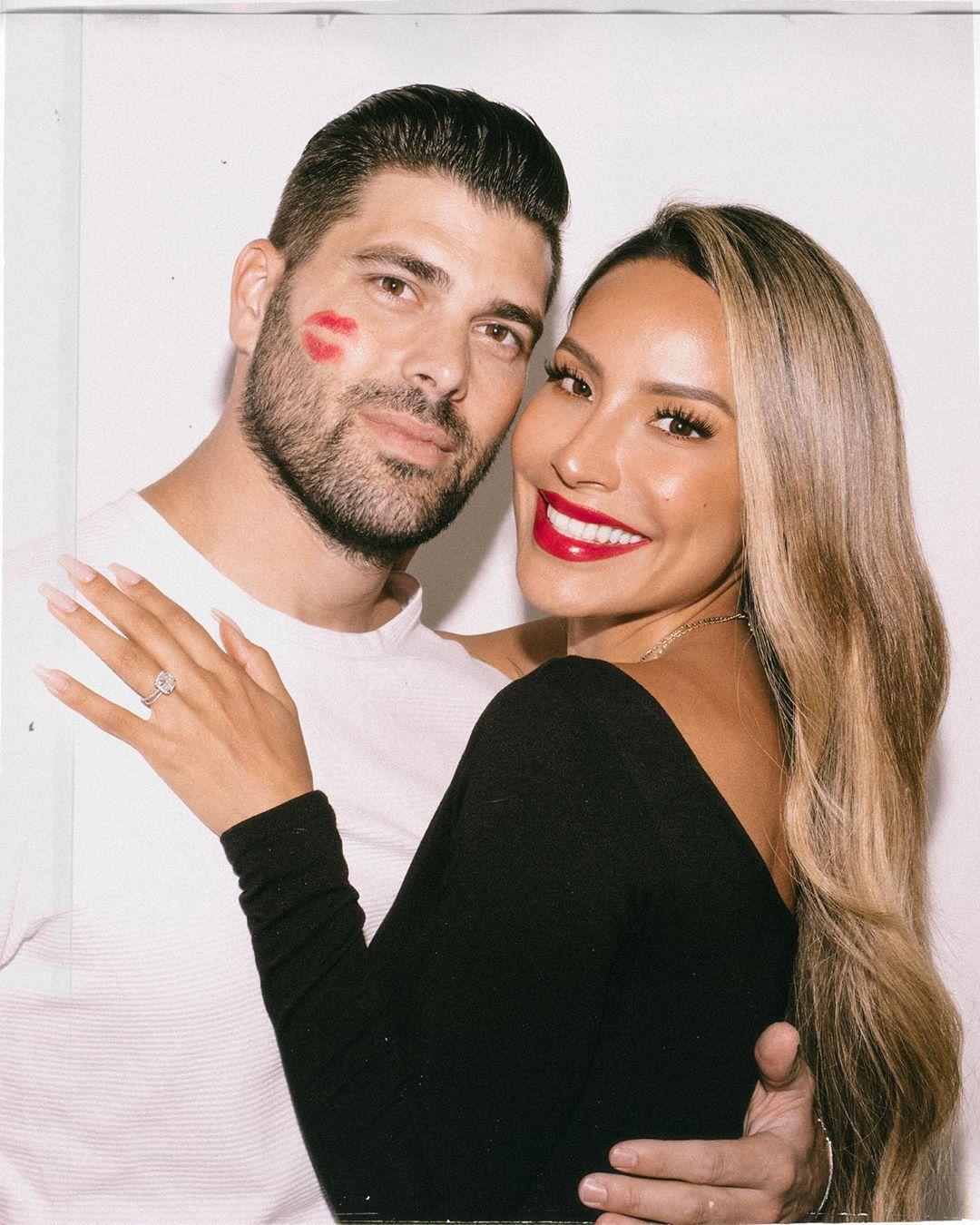 Desi Perkins and her husband Steve Perkins