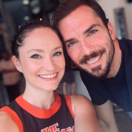 David Matranga and his wife Emily Neves