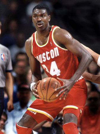 Basketball Player, Hakeem Olajuwon