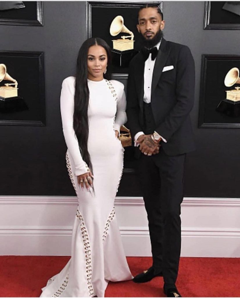 Nipsey and Lauren