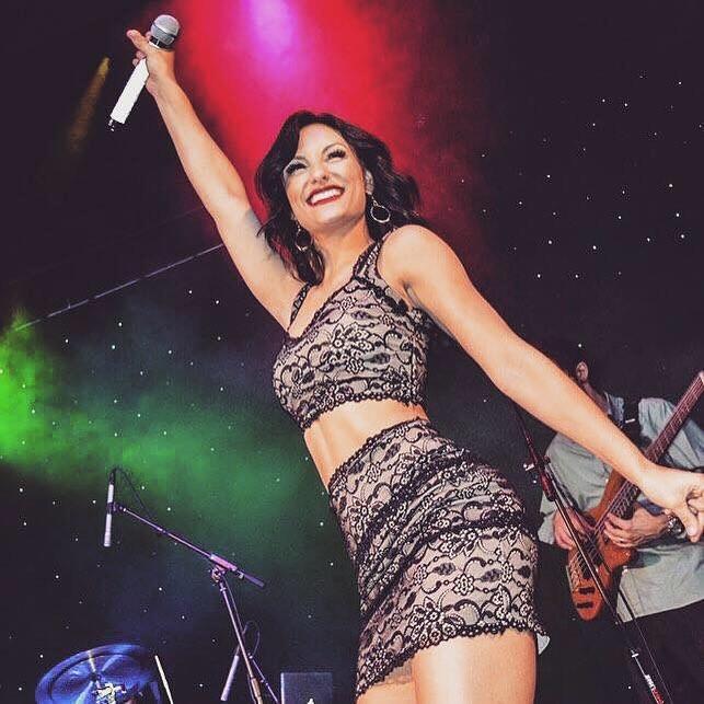 Rachel in live music