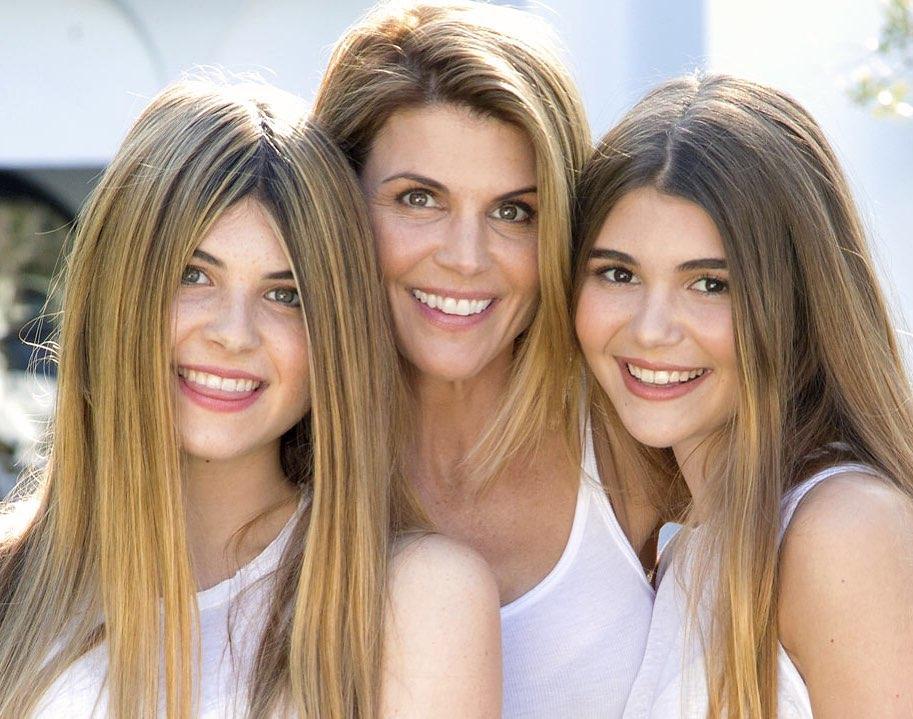Lori with her children