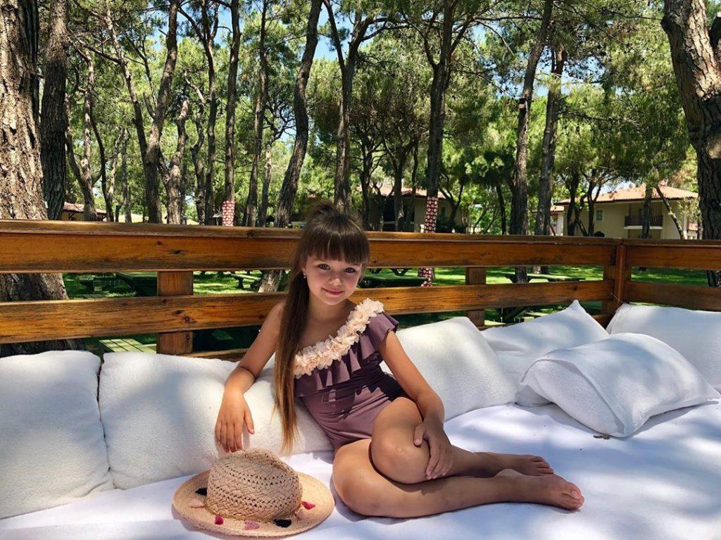 Model Anastasiya