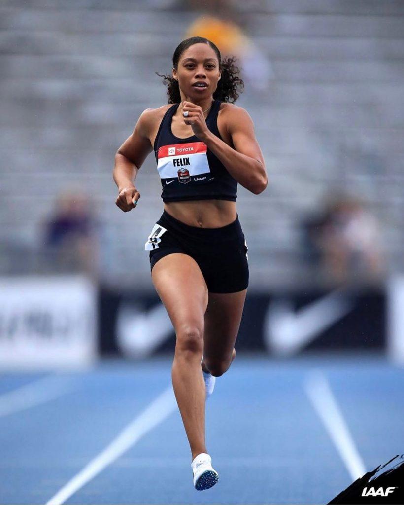 Allyson Running