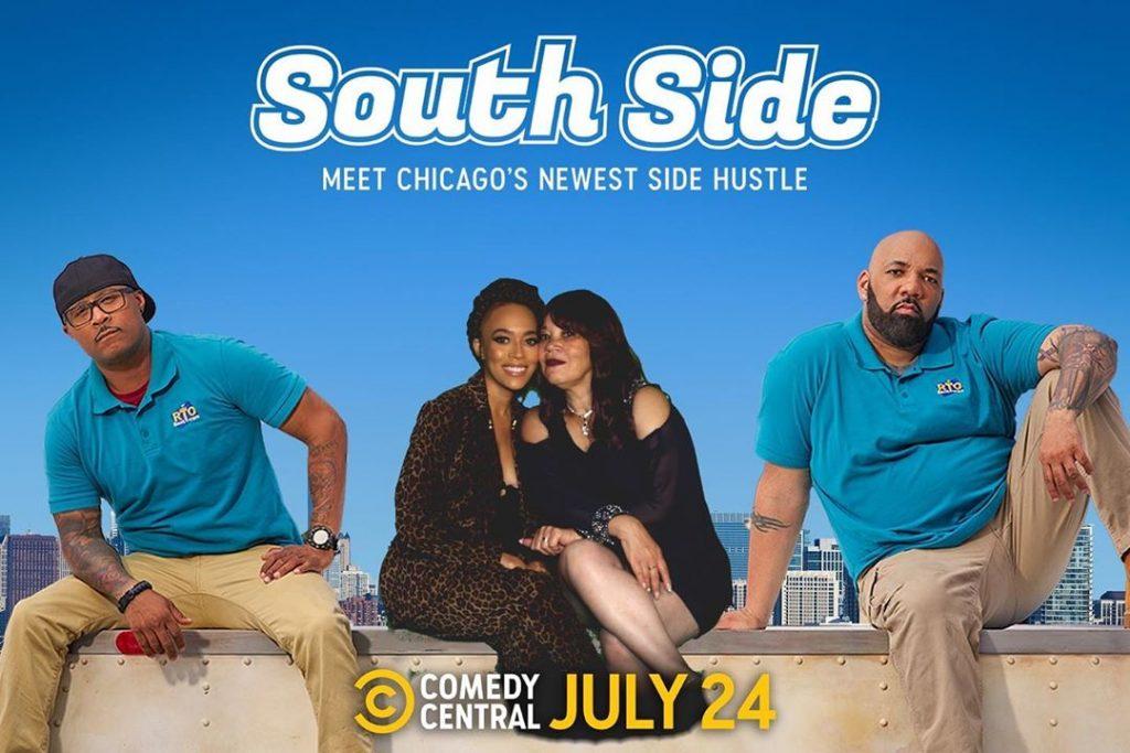 South Side written by Chandra