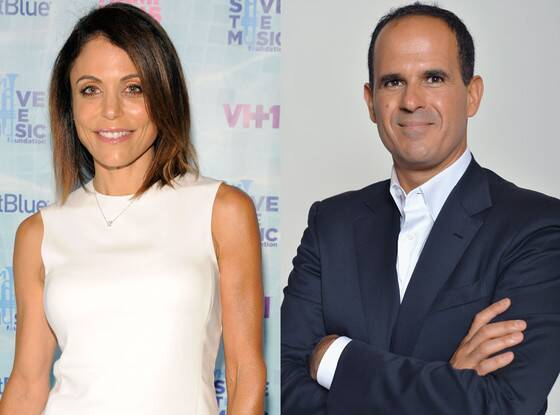 Marcus Lemonis dated Bethenny Frankel
