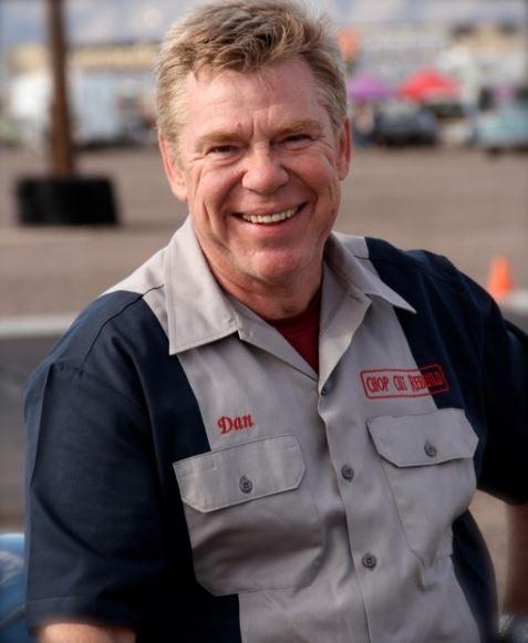 Photo of Dan Woods.