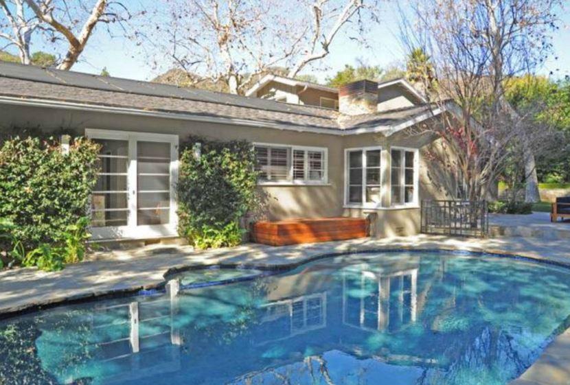 Billy Bob Thornton's house located in Malibu, California.