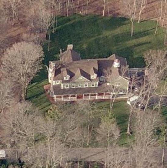 Gary Dell'Abate's house in Greenwich, Connecticut.