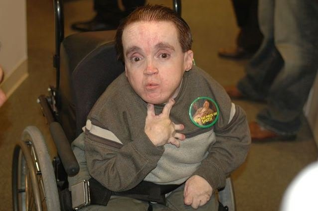 Photo of Eric the Actor.