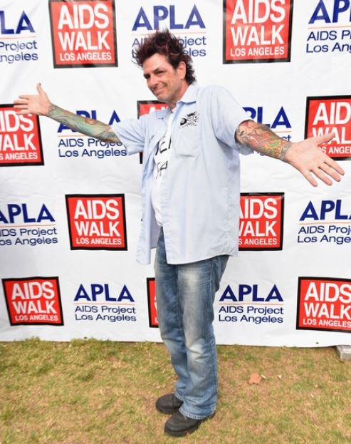 Dick Donato arrived at the 30th Annual AIDS Walk Los Angeles on 12th October 2014, in West Hollywood, California.