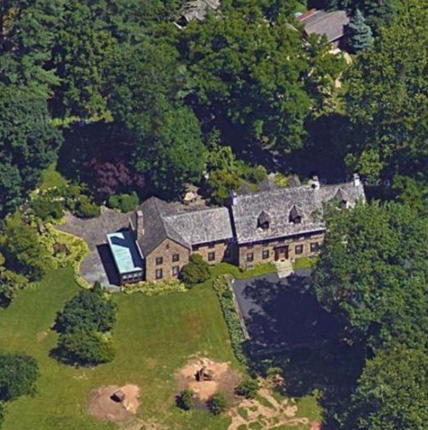 Erinn Chalene Cosby's house located in Elkins Park, Pennsylvania.