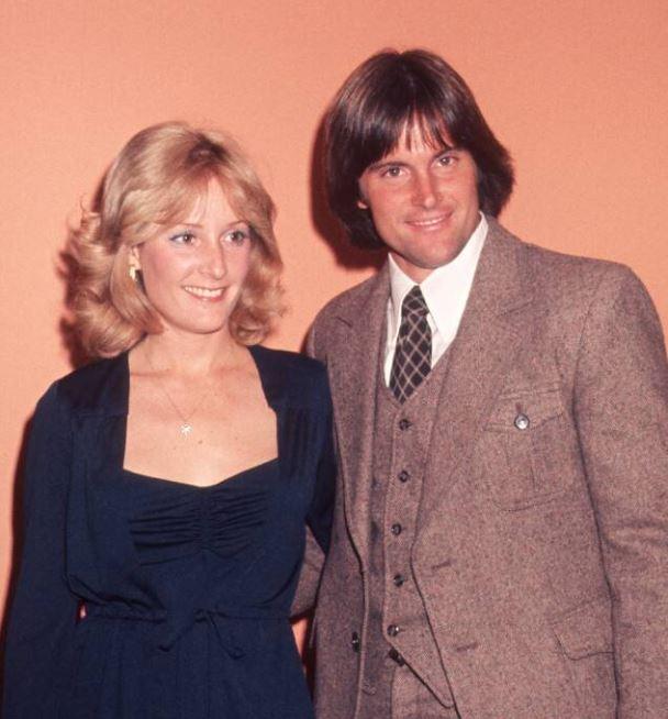 Chrystie Jenner with her husband, Richard Scott.