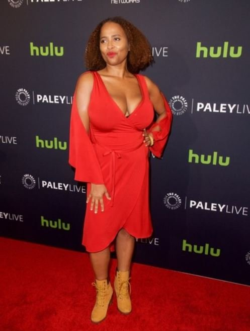 Lisa Nicole Carson arrived at The New Edition Story at The Paley Center for Media on 14th December 2016, in Beverly Hills, California.