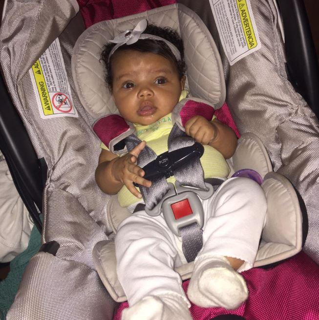 Newly born photo of Zaviera Maxwell.