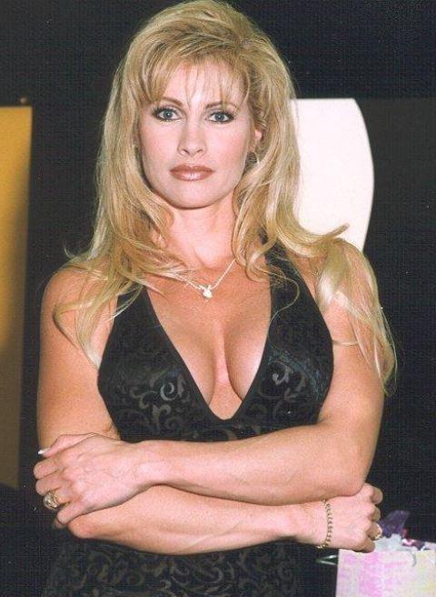 Photo of Duke Lesnar's mother.