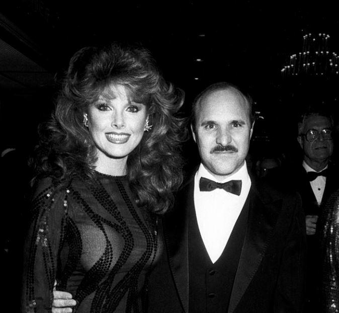 Rebecca Holden with her childhood love, Bobby Vassallo.