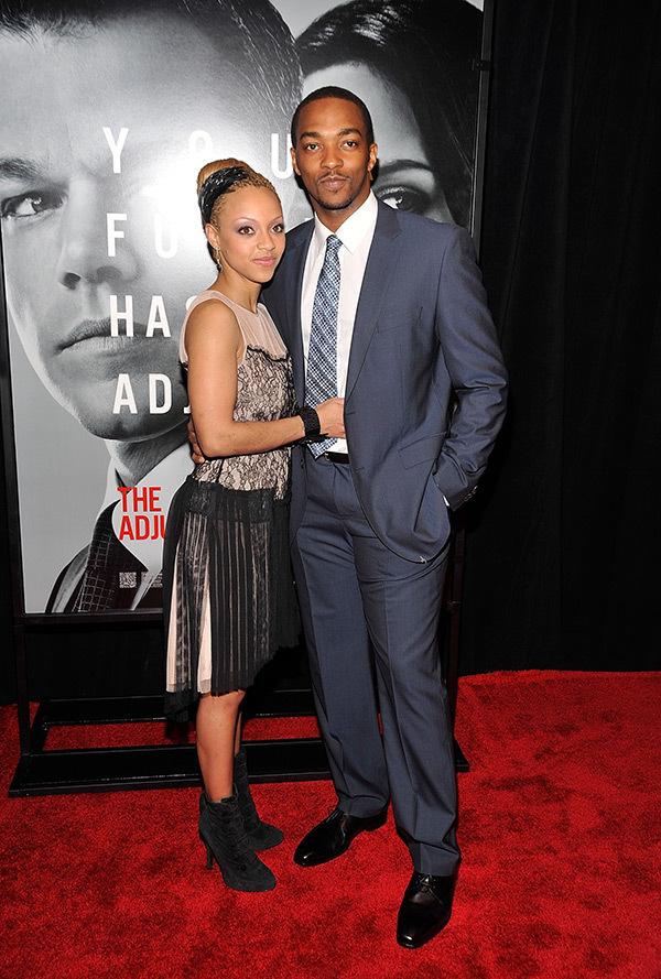 Sheletta and Anthony