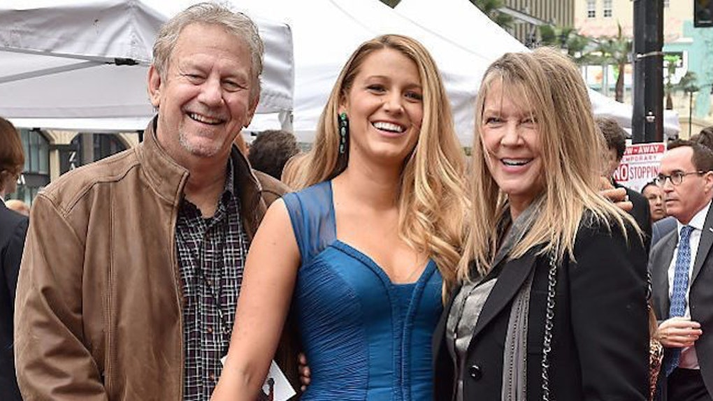 Blake Lively's dad is actor Ernie Lively,