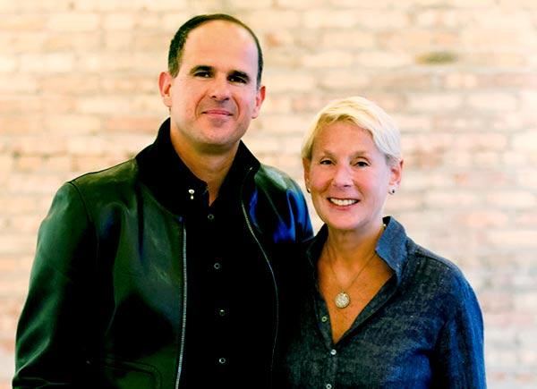 Bobbi Raffel's seens happy along with her husband