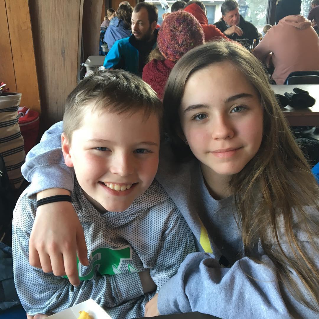 Tracy McCool 's children