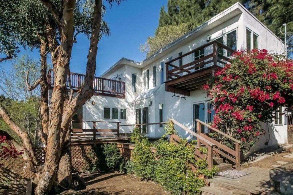 Sara Ramirez's house