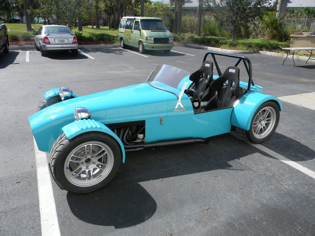Catherman 7 sports car