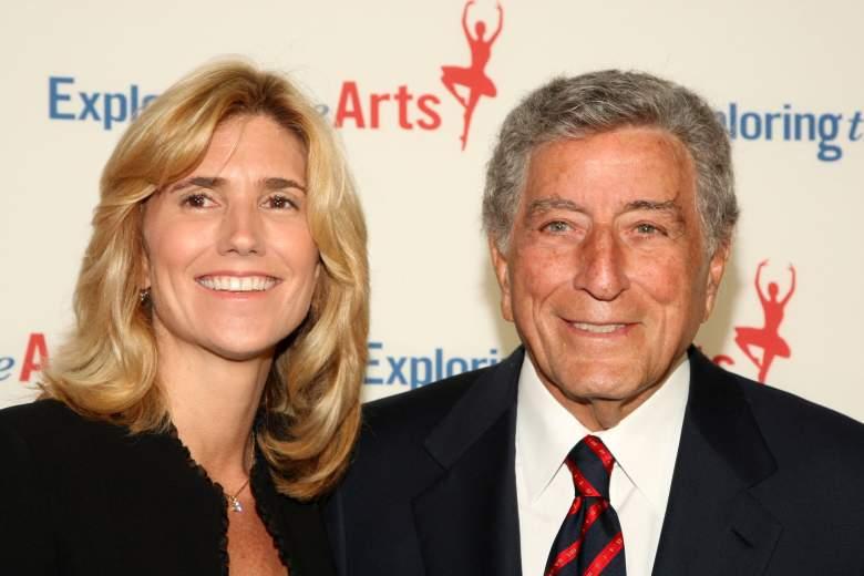 Susan and Tony