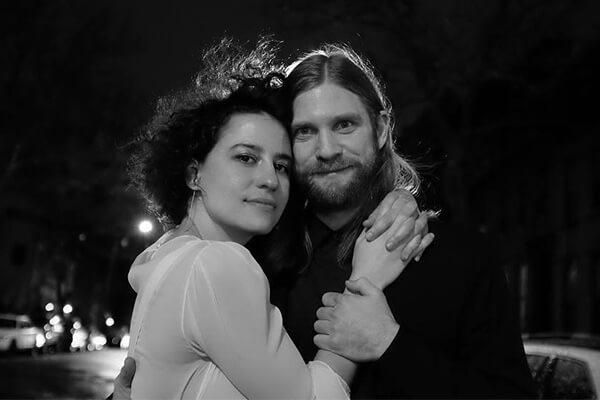 David Rooklin and his spouse Ilana Glazer