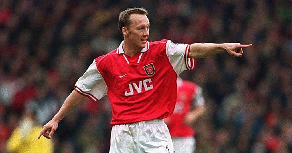 Lee as Arsenal Defender