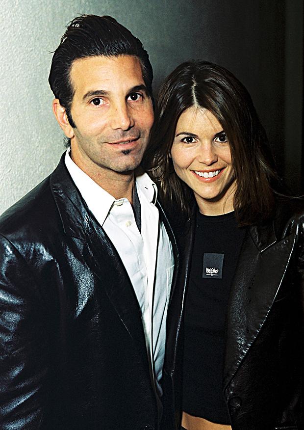 Lori and her husband, Mossimo