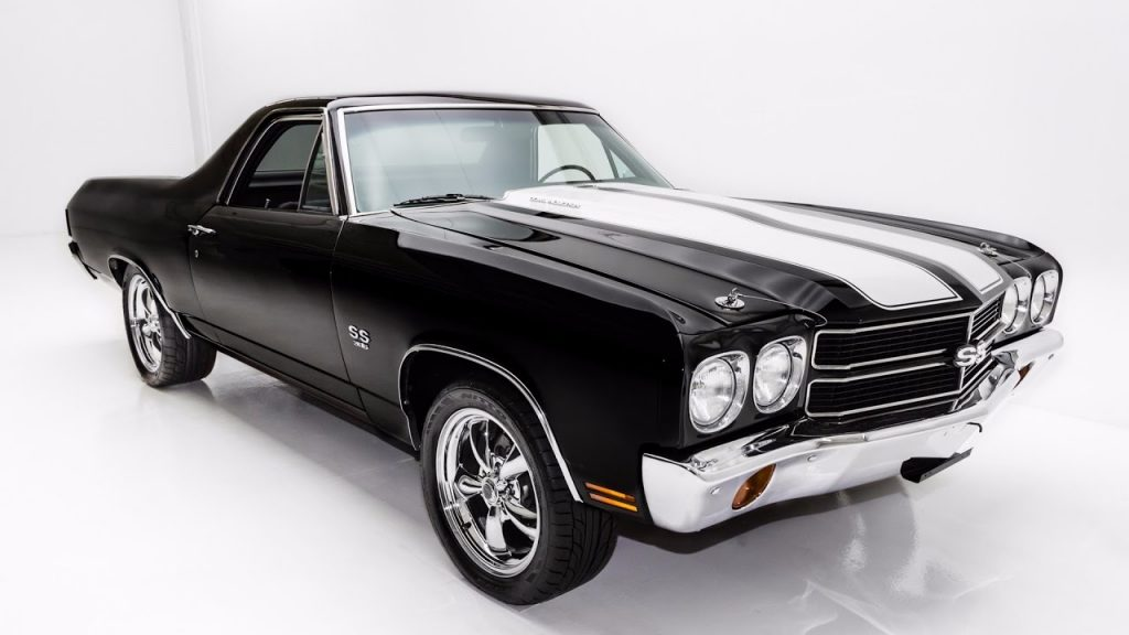1970 Chevrolet Muscle