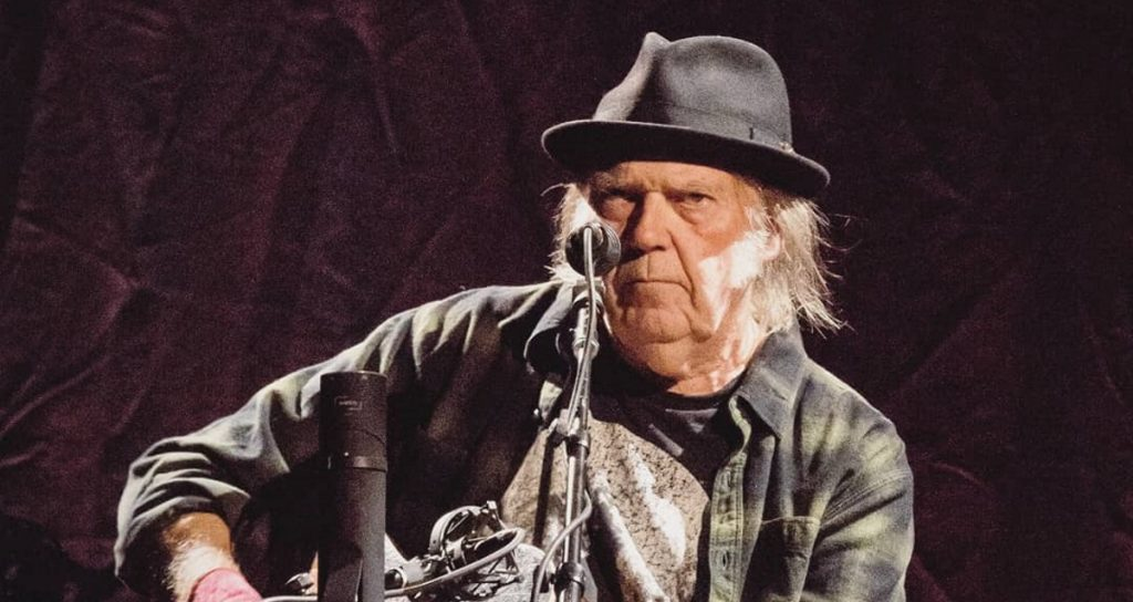 Current Neil Young